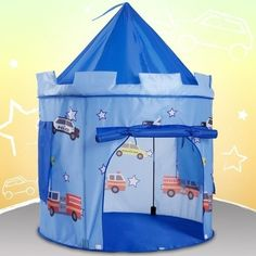 Child Tent Stars Cars Blue Well Ventilated Windows with Storage Bag Fiberglass  http://www.ebay.co.uk/itm/Child-Tent-Stars-Cars-Blue-Well-Ventilated-Windows-with-Storage-Bag-Fiberglass-/142089549756?hash=item21153277bc:g:4MIAAOSwawpXtY0R