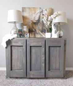 Step by step how to guide to build this Radley Hidden Shoe Cabinet - Free Plans – HandmadeHaven