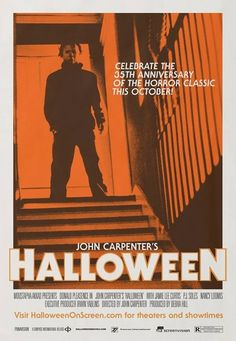 Halloween! This movie scared the pants off me!
