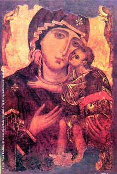Icona della Madonna di Damasco