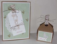 Stampin´UP Springtime Hello
