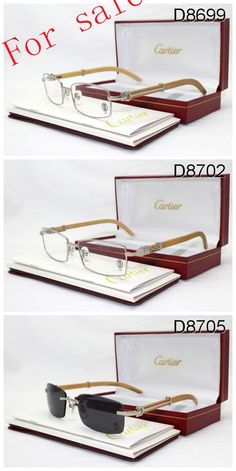 4e37658f4f Discount Cheap Cartier Sunglasses outlet Designer online shop Cartier  Eyeglasses