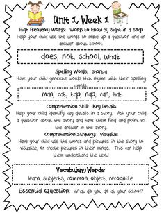 Worksheet School Home Connection Worksheets a program teaching and grade 1 on pinterest