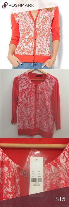 NWT Cardigan from NY&Co. Medium NWT Cardigan from NY&Company.                                       Size Medium. Offers welcome New York & Company Sweaters Cardigans