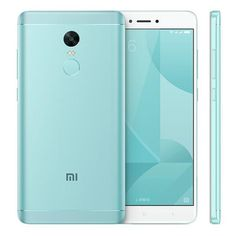 XiaomiRedmiNote4X5,5pulgadas 3GB RAM 32GB Snapdragón 625 Octa-core 4G Smartphone Azul Verde Venta - Banggood.com