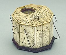 Epact: Polyhedral Dial signed by Paul Reinmann, dated 1597