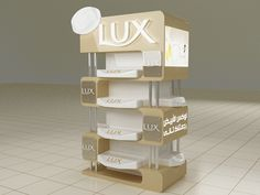 Uniliver Stand Collection on Behance