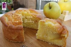 Pinned onto DolciBoard in Dolci Category Biscuits, Bread, Desserts, Recipes, Food, Cakes, Meals, Thermomix, Apple Dump Cakes