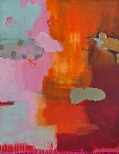 "Saatchi Online Artist Christiane Lohrig; Painting, ""Ansichtsache"" #art"