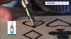 Dremel® VersaTip Pyrography & Woodburning