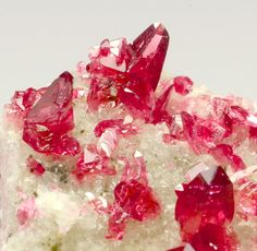 Bijoux et Minéraux ~~ Very rare Wendwilsonite from Morocco / Mineral Friends <3