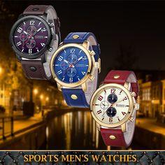 Analog Military Sports Watch Luxury casual Sport Man, Watches For Men, Military, Luxury, Casual, Sports, Hs Sports, Men's Watches, Sport