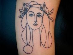 Tatuajes de Picasso