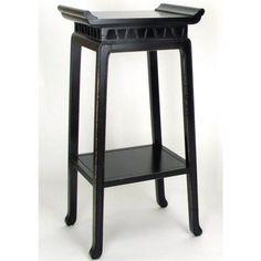 """36"""" Chow Pedestal - OrientalFurniture.com"""