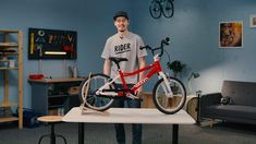 In this video we will show you how to remove and install the chainguard on your woom 2 and woom 3 #woom#chainguard#woombikes#cycling#bike#bicycle#woom2#woom3#install#tutorial Kids Bike, Cycling Bikes, Bicycle, Gym, Videos, Sports, Hs Sports, Bike, Bicycle Kick