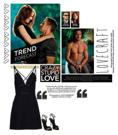"""""""Crazy , Stupid Love. ♥"""" by tvdsarahmichele ❤ liked on Polyvore featuring Prada"""