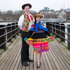 Huaylas dance - Peru