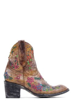 Mexicana Store - Shoe woman boots Mexicana - Handmade in Mexico