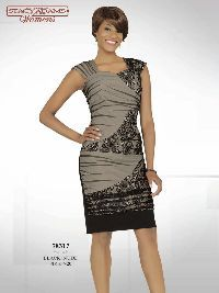 Stacy 78317 Formal Cocktail Dress for a Wedding - Fall/Winter 2012