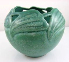 Van Briggle Pottery was founded in 1901 by Artus and Anne Van Briggle in Colorado Springs, Colorado. It closed in 2012.