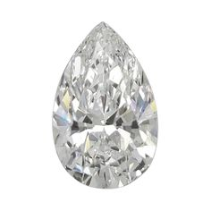 5.72 Carat Pear Shape Diamond GIA Certified For Sale at 1stDibs Pear Shaped Diamond Ring, Oval Diamond, Diamond Cuts, Emerald Cut Diamonds, Colored Diamonds, Pear Cut Engagement Rings, Halo Setting, Natural Diamonds, Clarity