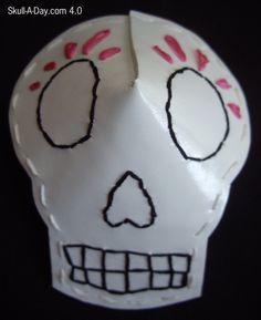 Dia de la Abby #40: Skull Pasties