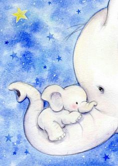 ♥ Wild Rose Studio ♥ – Meichelle Underwood – Wild Rose Studio – Meichelle Underwood – The post ♥ Wild Rose Studio ♥ – Meichelle Underwood – appeared first on Best Pins for Yours - Drawing Ideas Elephant Love, Elephant Art, Baby Elephant Drawing, Elephant Images, Baby Elephants, Cute Drawings, Animal Drawings, Art Mignon, Baby Art