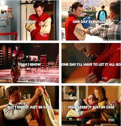 Glee- The Quarterback