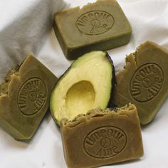 Avocado Soap Made with Luxurious Butters from Timeout4me is perfect for face or body.