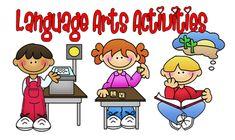 free language arts activities printables