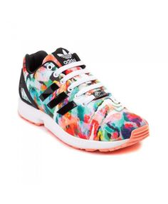 db7dfd9140527 Hot Sale Adidas Zx Flux Womens Discount Trainers T-1632 Adidas Running  Shoes
