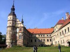 Głogówek zamek  - Poland