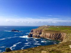 Land's End Cornwall UK [OC] landscape Nature Photos Some Beautiful Pictures, Great Pictures, Lands End Cornwall, World Photo, Nature Photos, Beautiful Landscapes, Beautiful World, Travel Inspiration, Scenery