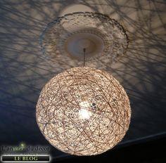 TUTORIEL LAMPE FICELLE                                                                                                                                                                                 Plus