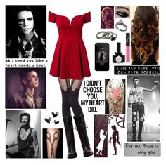 """""""❤ I will await dear, a patience of eternity, my crush. A universe so still. No rust. No dust will ever grow on this frame, One million years, and I will say your name. I love you more than I can ever scream ❤"""" by blueknight ❤ liked on Polyvore featuring Ciaté, Forever Unique, NARS Cosmetics, MusicSkins and Love Quotes Scarves"""