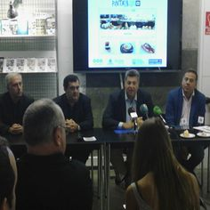 """Presentación de la aplicacióm Pintxos QR. 1000 Pintxos en 6 idiomas, de 100 bares de Gipuzkoa """"http://PintxosQR.com   """" @HostGipuzkoa"""
