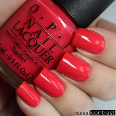 OPI New Orleans Collection: Swatches & Review!