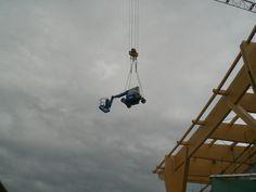 Genie Z34/22 in volo...
