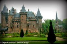 Expat Life With a Double Buggy: Kasteel de Haar