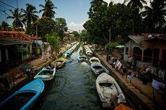 Ducth Channel, Negombo, Sri Lanka (www.secretlanka.com) #SriLanka #Negombo #DutchChannel