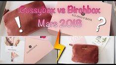 Boxs #34 Glossybox VS Birchbox Mars 2018  #birchbox #glossybox #Nouveauté Boxs #34 Glossybox VS Birchbox Mars 2018https://tutotube.fr/informatiques-logiciels/boxs-34-glossybox-vs-birchbox-mars-2018/