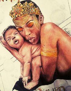 ♫ Oxum, teu nome eu trago / Na palma de minha mão / Oh! Oxum, teu filho roga / De ti muita proteção ♫