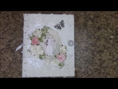 (114) MINI ALBUM TUTORIAL PART 3 CLASSING WEDDING SHELLIE GEIGLE JS HOBBIES AND CRAFTS - YouTube