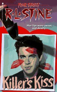 R.L. Stine Fear Street Killer's Kiss (No. 42)