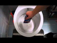 Kolay Pratik Klozet Temizliği Ürünü - Maxi Klozet Temizleyici - YouTube