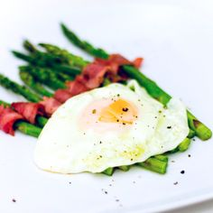 Asparagus for Breakfast