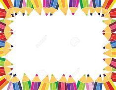 border design for school forms - Yahoo Image Search Results Image Crayon, School Border, Boarder Designs, School Forms, Boarders And Frames, School Labels, Borders For Paper, Frame Clipart, Paper Frames