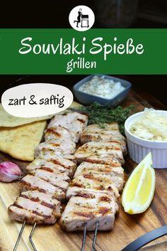Grilling Recipes, Snack Recipes, Plancha Grill, Barbecue, Buzzfeed Food Videos, Food Decoration, Everyday Food, Greek Recipes, Diy Food