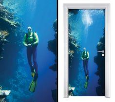 53 best Door stickers images on Pinterest | Door stickers ...