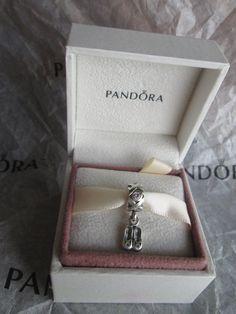 Pandora Ballet Slipper Charm